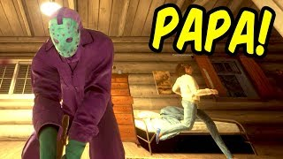 Worst Roleplay - Friday the 13th Funny Moments