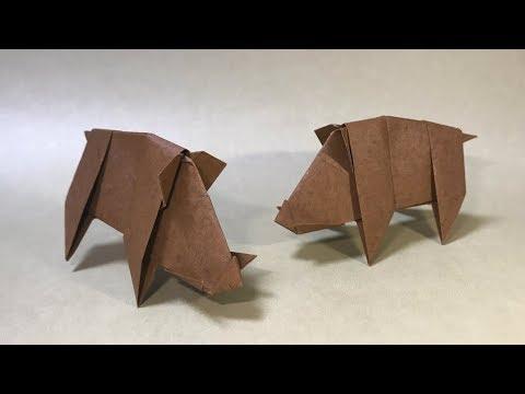 3D origami peacock | 3d origami, Origami crafts, Origami swan | 360x480