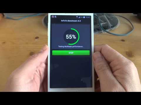 Samsung Galaxy Duos A5 SM-A5000 test 2