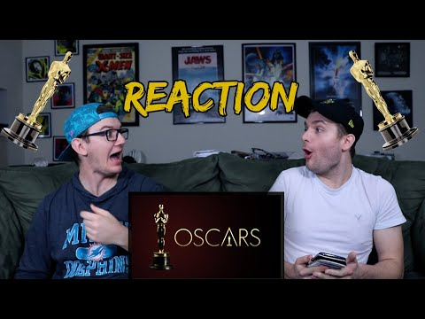 2020 Academy Award Nominations - Video Reaction