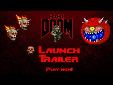 Fan-Made DOOM Platformer 'MiniDOOM' Is Free To Download