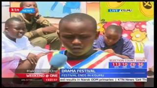 Education CS Fred Matiang'i expected to grace the close of National  Drama Festivals in Kisumu