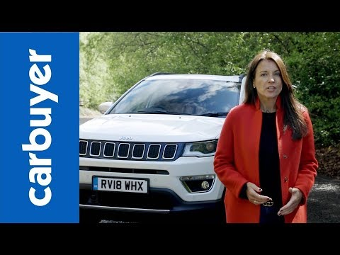 Jeep Compass SUV 2018 in-depth review - Carbuyer