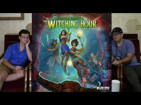 Just Got Played: Approaching Dawn: The Witching Hour by Wiz Kids