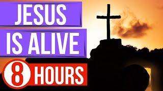 Jesus is Alive (Bible verses for sleep)