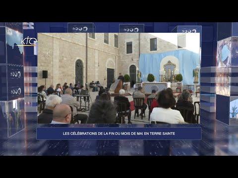 PENTECÔTE EN TERRE SAINTE   BETHLEEM : LES FEMMES FACE AU VIRUS