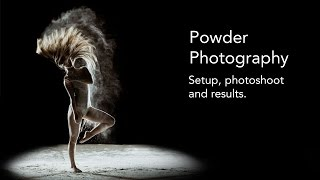 Powder Photoshoot - Dance Photography Session
