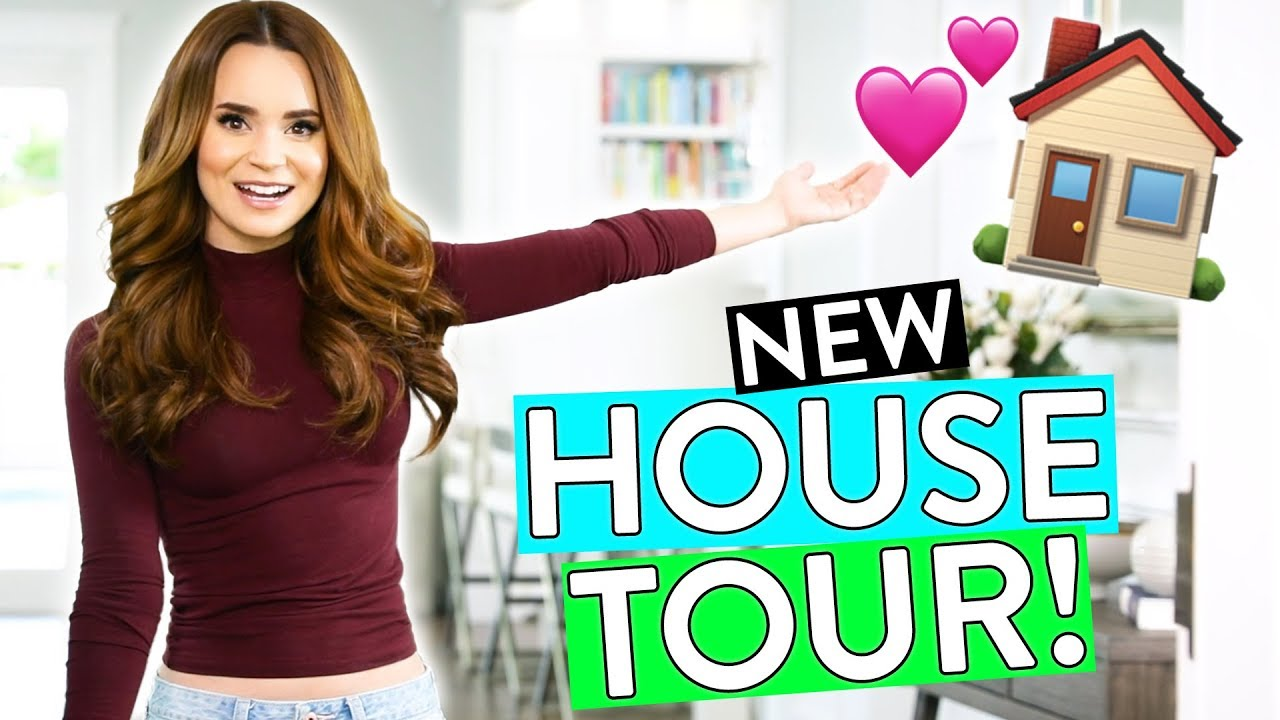 NEW HOUSE TOUR!! thumbnail