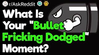 """Best """"Bullet Fricking Dodged"""" Moments Ever"""