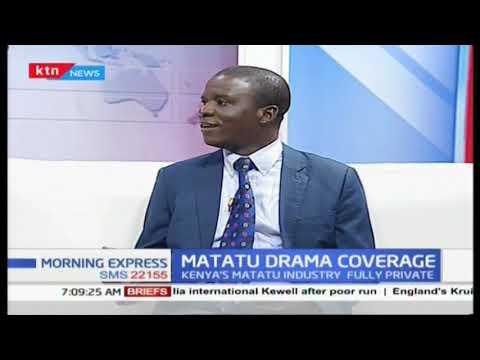 News Room: Impunity on the roads- Matatu drama coverage