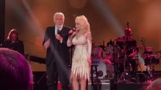 Kenny Rogers & Dolly Parton  Can't make old friends