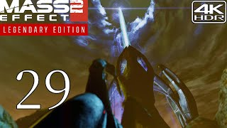 Mass Effect 2  Walkthrough Gameplay and Mods pt29  Anomalous Weather Detected 4K 60FPS HDR Insanity