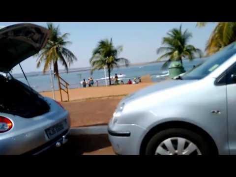 Praia do lago, Cachoeira Dourada MG - CEP: 38370-000