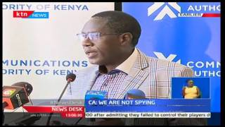 Newsdesk Full Bulletin with Akisa Wandera -February 17th  [Part 1]