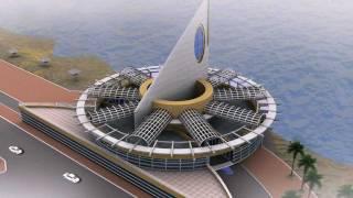 preview picture of video 'The Corniche Avenue Ajman HD'