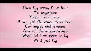 Aerosmith - Fly Away From Here LYRICS