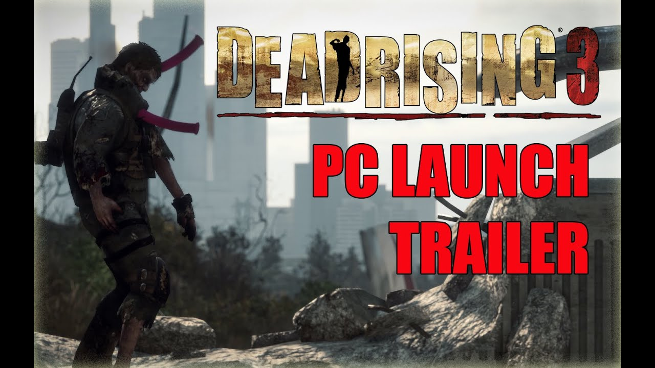 Dead Rising 3 Apocalypse Edition [STEAM] video