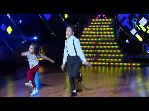 Divanshi Baidawar & Siddhartha Shrestha | DWTS | Performance clip (9th week Friday) |