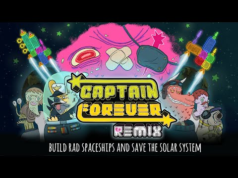 Captain Forever Remix - Launch Trailer thumbnail