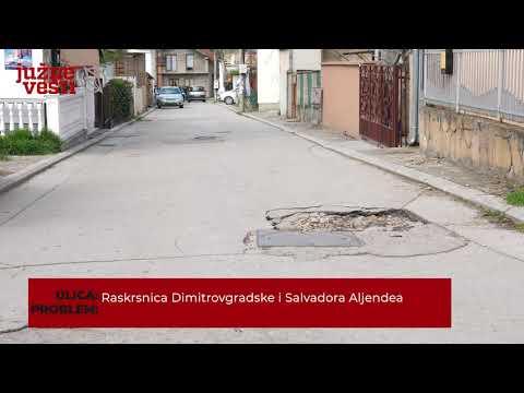 """U aplikaciji """"Prijavi problem"""" ulice najveći problem Nišlija - od rupa do kratera"""