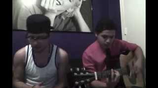 Bebe Bonita -Chino y Nacho(Acoustic Cover)- TonyG ft. DanyG