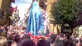 preview picture of video 'Incontro di Pasqua 2010 Ribera(Ag)'