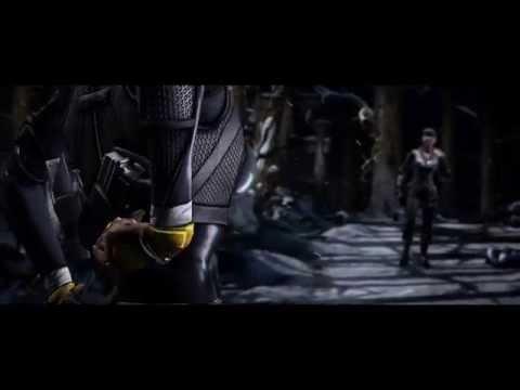 Mortal Kombat X - Cassie Cage vs Sonya Blade
