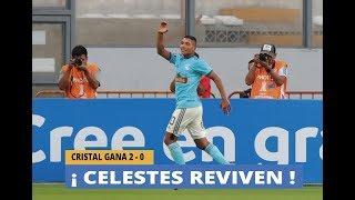 DEPORTES21: SPORTING CRISTAL VENCIÓ 2-0 A U. DE CONCEPCIÓN