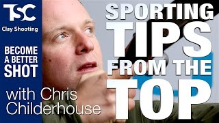 Sporting Tips #1 Chris Childerhouse | TSC Clay Shooting