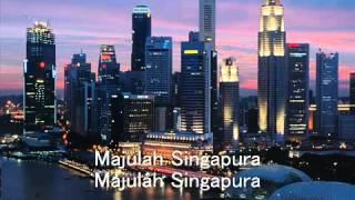 Majulah Singapura  National anthem of Singapore   YouTube