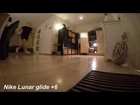 Nike lunar Glide 6 vs Nike Lunar Glide 5