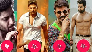 South Indian Best Dialogue Musically Video || By Musically Superstars