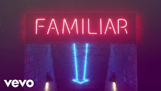 Familiar (Letra) - J Balvin (Video)