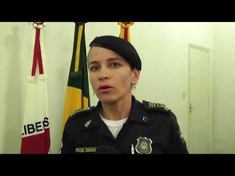 Após um ano de atuação em Andradas, aconteceu a primeira troca de comando da Guarda Municipal