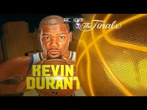 Golden State Warriors players intro NBA Finals 2017