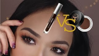 Wunderbrow2 VS Anastasia Beverly Hills Dipbrow BATTLE!!! | Love P Beauty