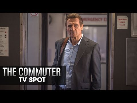 New TV Spot for The Commuter