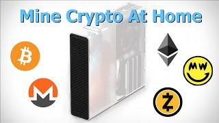 Coinmine One - Should You Get One? (At-Home Crypto Miner Experience)