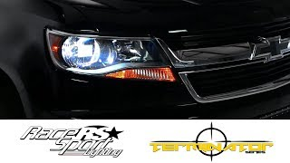 In the Garage™ with Total Truck Centers™: Race Sport Terminator Series LED Light Kit