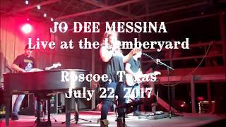 Jo Dee Messina live at the Lumberyard