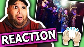 Why Don't We & Macklemore - I Don't Belong In This Club (Music Video) REACTION