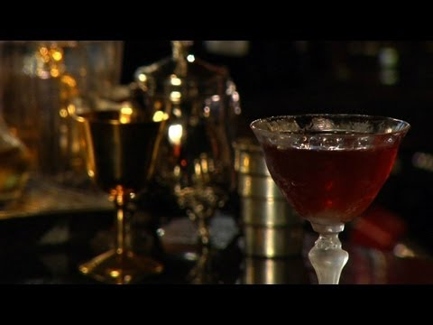 Video Vermouth in Cocktails - Raising the Bar with Jamie Boudreau - Small Screen