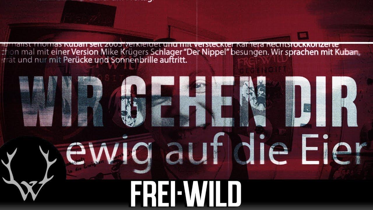 Frei.Wild – Wir gehen Dir ewig auf die Eier