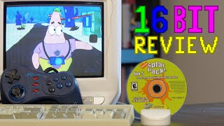 Spongebob Squarepants Employee of the Month (PC) Review; 16 Bit Game Review