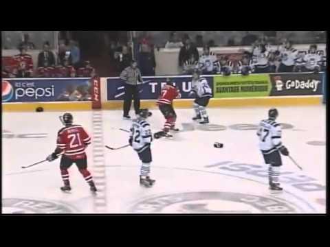 Reid Halabi vs Yanick Turcotte