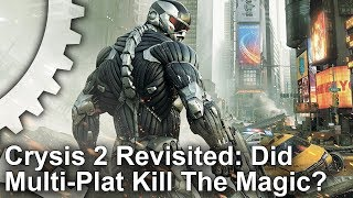 Crysis 2 Revisited: Did Consoles Kill The PC Magic?