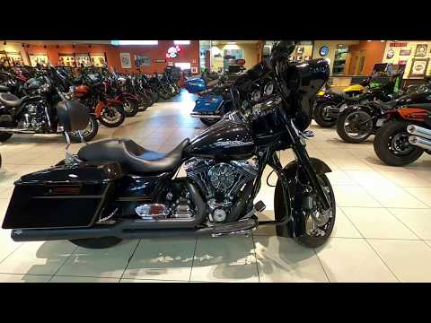 2013 Harley Davidson HD Touring FLHX Street Glide