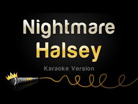 Halsey - Nightmare (Karaoke Version)