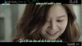 [Vietsub + Kara] Touch Love - Yoonmirae (Master's Sun OST 4)