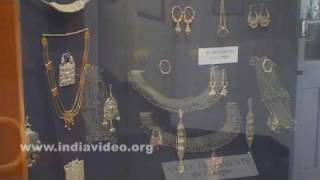 Traditional Jewellery collections at State Museum, Shimla